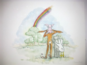 Horace's Rainbow by Chantal Bourgonje