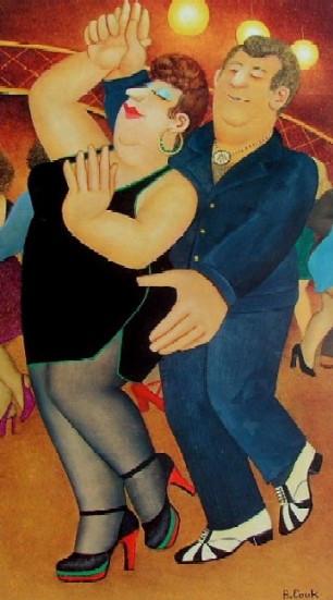 Dirty Dancing - Tango dancing QE11