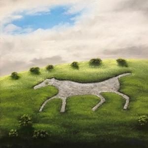 White Horse Wiltshire
