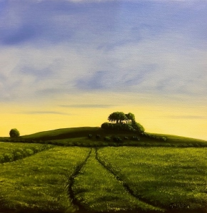 Woodborough Hill nr Pewsey Wilts