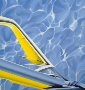 Liquid Metal Chrome by Alain Magallon
