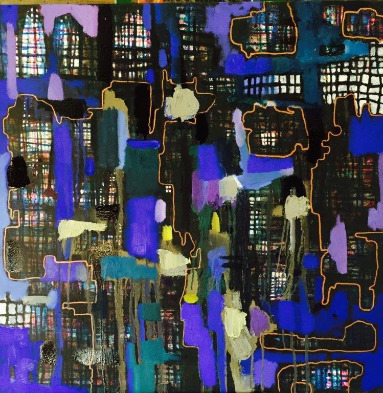 Render Purple by Ava Reeves