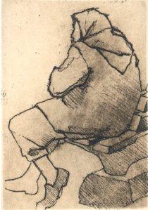 Old Woman by Ali Yanya