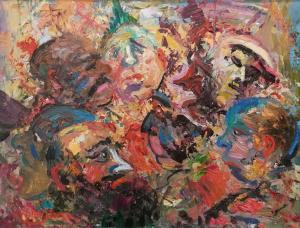 7 Faces by Bernard Willington