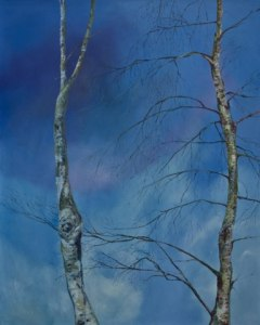 Silver Birch by David J. Folley