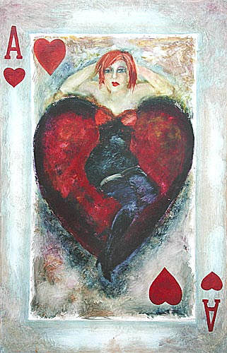 Ace of Hearts by Inge Clayton