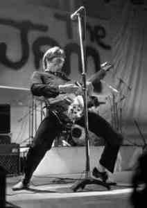 Paul Wella - The Jam by Ian Dickson