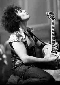 Marc Bolan by Ian Dickson