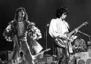 Rolling Stones by Ian Dickson