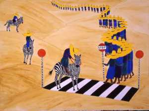 Desert Crossing by Irene George