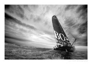 Hugo Boss Vendee Globe I by Jon Nash