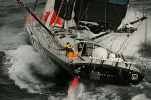 Vendee Globe VII by Jon Nash