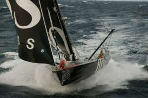Vendee Globe IX by Jon Nash