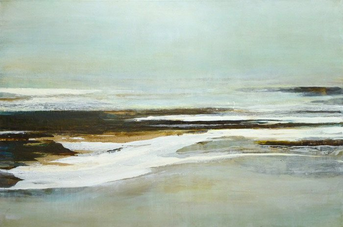 Variations on a Theme River IV by Lorna Wilson