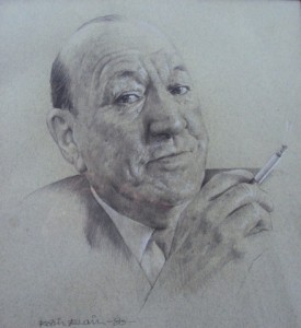 Noël Coward by Robin Elvin