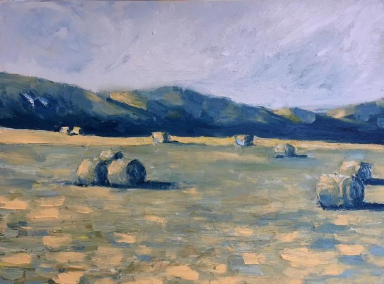 Vale of Pewsey by Richard Gower