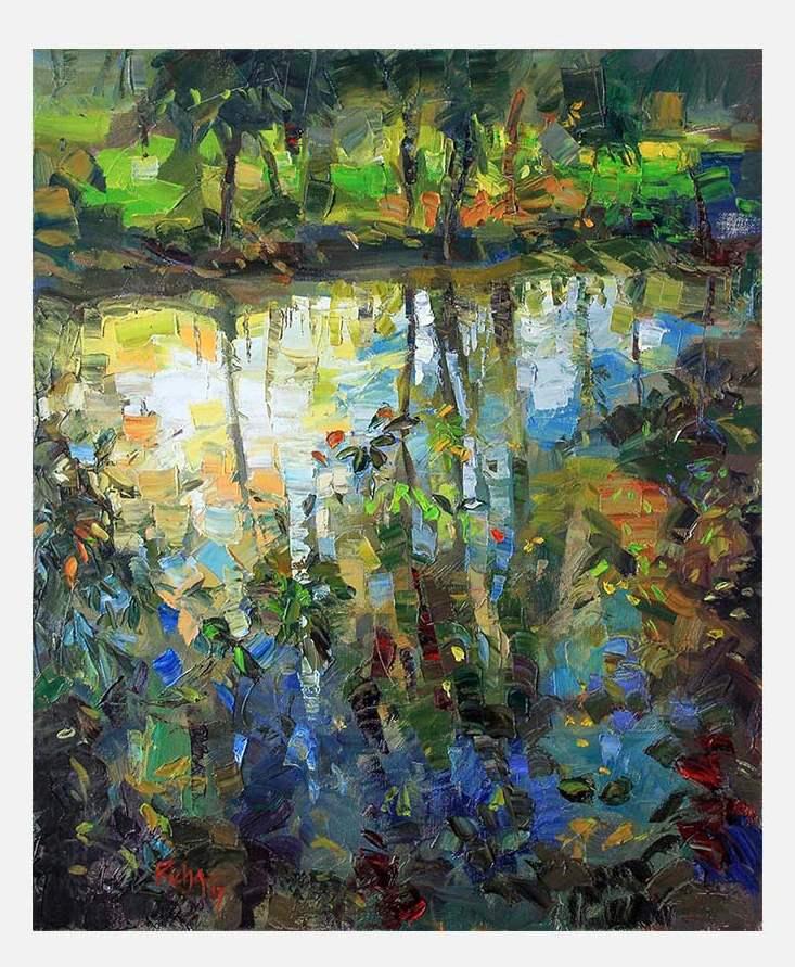 Reflection by Richa Vora