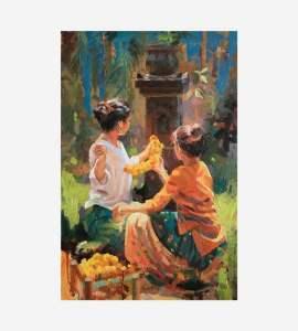 Marigold Season by Richa Vora