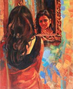 Reflection by Richa Vora