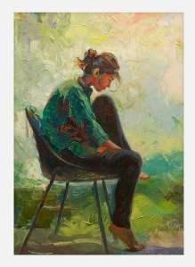 Resting by Richa Vora