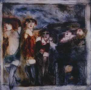 """Angel Pavement"" by Inge Clayton"