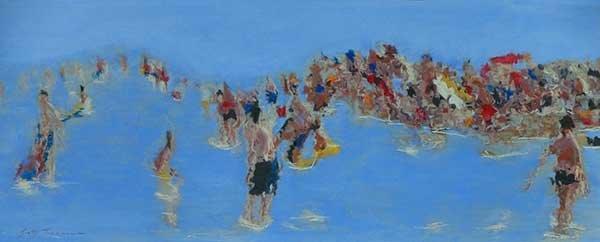 Beach Day by Sally Trueman