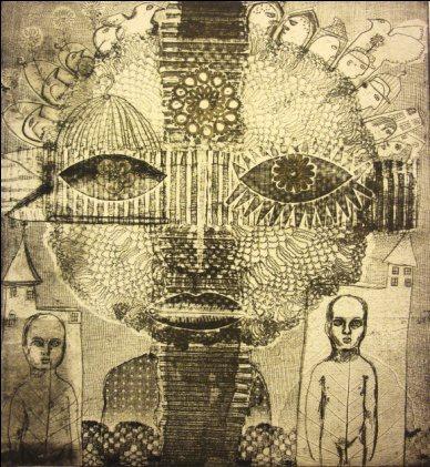 Iconic Metamorphosis I by Ava Reeves