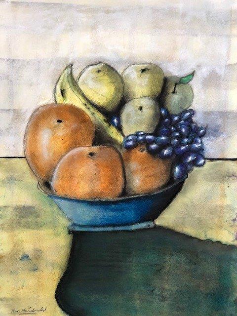 Still Life Fruit by Ian MacDonald