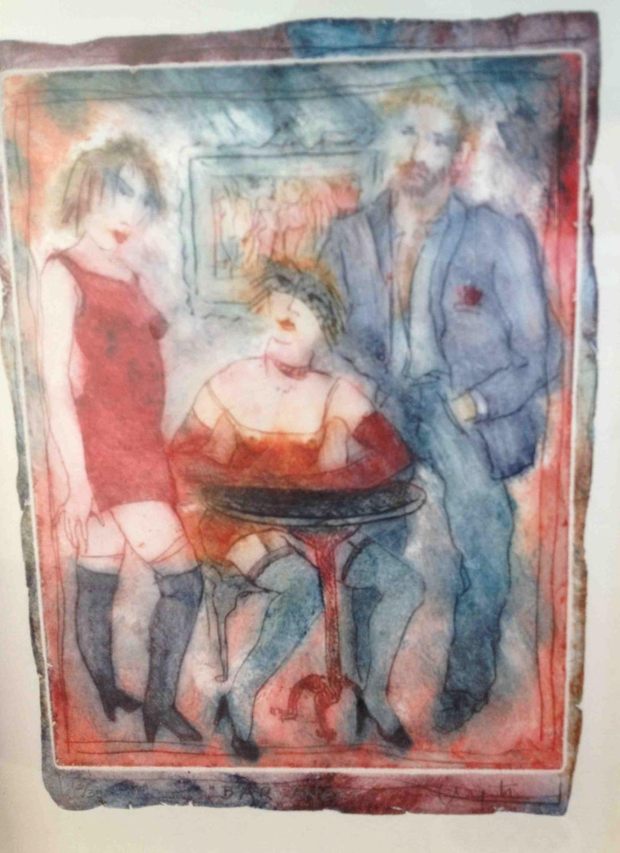 """""""Bar Ani"""" by Inge Clayton FRSA"""