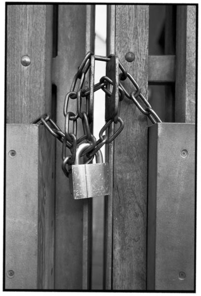 Lock & Key by Ola Tuvesson