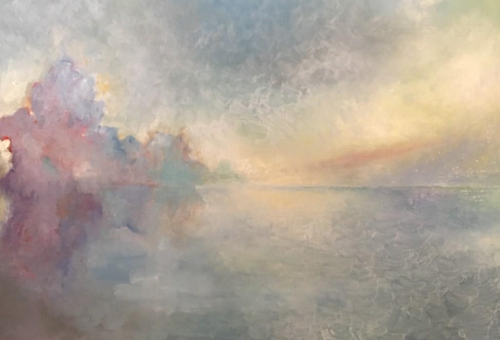 Autumn Morning by Sarah Barrow
