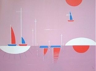 Sail Crusade by Sharon Gee