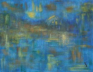 Lake Santana by Sharon Gee